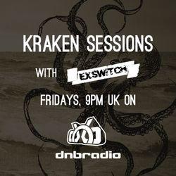 Kraken Sessions 009 on DNBRadio