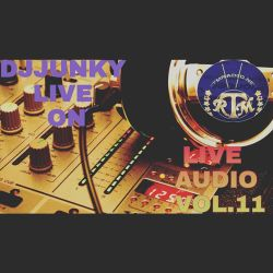 DJJUNKY HEATWAVE WEDNESDAY 2PM - 4PM ON @RTMRADIO_NET LIVE AUDIO VOL.11