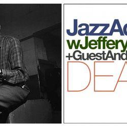 """Jeffrey Plansker w/ guest Andrew Blustain – Jazz Advance """"Dealin"""" (12.04.15)"""