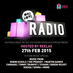 ONELOVE RADIO - 27 FEB 2015