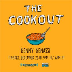 The Cookout 078: Benny Benassi