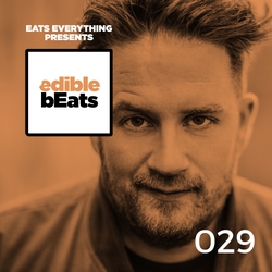 EB029 - edible bEats - Eats Everything live from Yard: Open Air Club, Bristol [Part 2]