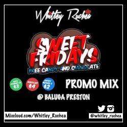 Swaank presents Sweet Friday's @ Baluga, Preston - Promo Mix