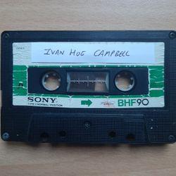 DJ Andy Smith Lockdown tape digitizing Vol 37 - Ivan Hoe Campbell Reggae Rockers Monday night 1982