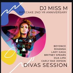 Diva's Session (Ricecake's 2nd Year Anniversary)