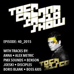 TOCACABANA RADIO SHOW 40_2015