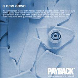 PAYBACK Vol 71 July 2008