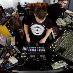 Florian Meindl COLLIDE Beatport LIVE Session feat. Jamie Anderson 2015