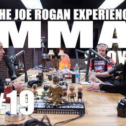 JRE MMA Show #19 with Vinny Shoreman & Liam Harrison