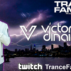 Victor Dinaire Anjuna Mix for TranceFamilySF April 2021