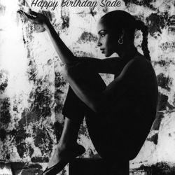 Happy Birthday Sade