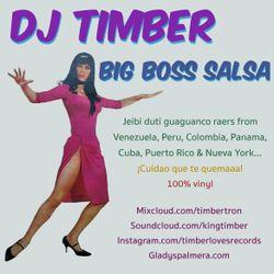 Big Boss Salsa