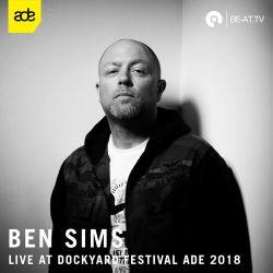 Ben Sims @ Dockyard Festival ADE 2018 (BE-AT.TV)