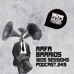 1605 Podcast 249 with Rafa Barrios