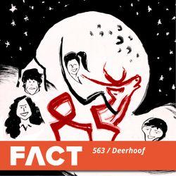 FACT mix 563: Deerhoof (August '16)