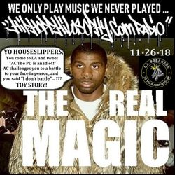 HipHopPhilosophy.com Radio - 11-26-18 - Monday Night Fresh