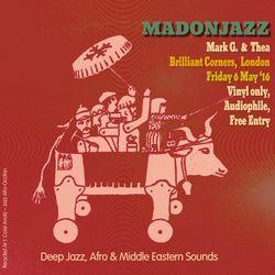 MADONJAZZ at Brilliant Corners May '16 - Pt1