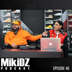 MikiDz Podcast Episode 40: Sassy Miki