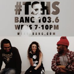 The Sarah Harrison Show #TSHS | 19 Feb 14