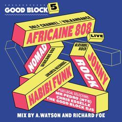 Good Block Mix 36 by A.Watson and Richard Foe