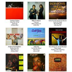Brazilian Sounds (April 2012 List)
