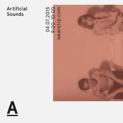 ARTIFICIAL SOUNDS - APRIL 7 - 2015
