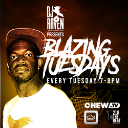 Blazing Tuesday 212