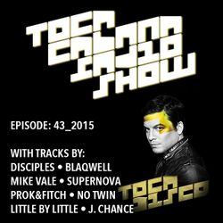 TOCACABANA RADIO SHOW 43_2015