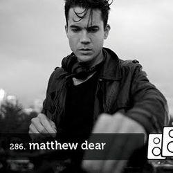 Soundwall Podcast #286: Matthew Dear