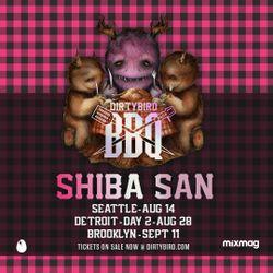 2016.08.14 - Shiba San @ Dirtybird BBQ, Seattle, WA.