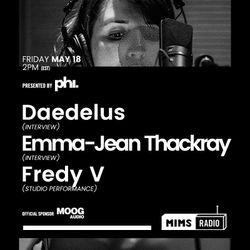 MIMS Radio - Season 2 Episode 7 (Daedelus, Emma-Jean Thackray, Fredy V)