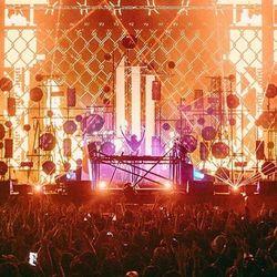 Skrillex (OWSLA, Big Beat Records) @ Fuji Rock Festival 2018, Naeba Ski Resort - Yuzawa (28.07.2018)