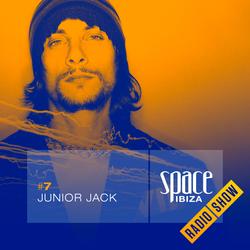 Junior Jack at Café Olé - June 2014 - Space Ibiza Radio Show #7