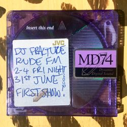 Fracture on Rude FM 88.2 30-06-00