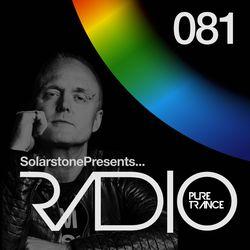 Solarstone presents Pure Trance Radio Episode 081