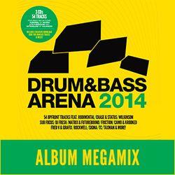 Drum&BassArena 2014 - Album Megamix