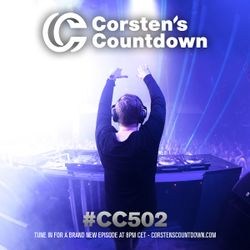 Corsten's Countdown - Episode #502