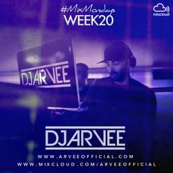 #MixMondays 19/5/14 (WEEK20) *HOUSE 3* @DJARVEE