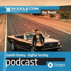 Weekends Matter - The Finale: Gareth Emery (Digital Society)