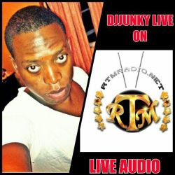 DJJUNKY LIVE ON RTMRADIO.NET LIVE AUDIO - IG @IAMDJJUNKY @RTMRADIO_NET