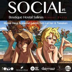 Social at BHS #5 Motoe Haus & Guests