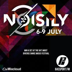 Noisily Festival 2017 DJ Competition – Mudstompin Munkee