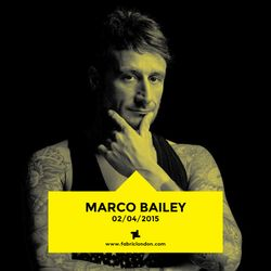 Marco Bailey - fabric x Intec Promo Mix (Mar 2015)