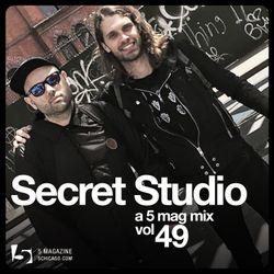 Secret Studio: A 5 Mag Mix #49