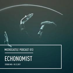 microcastle podcast 013 // Echonomist - Studio Mix