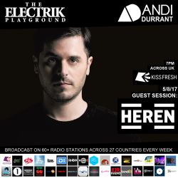 Electrik Playground 5/8/17 inc HEREN Guest Session