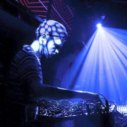 Blawan presents Kilner -Live- (Avian Music) @ Avian Showcase, Arena Club - Berlin (24.01.2017)