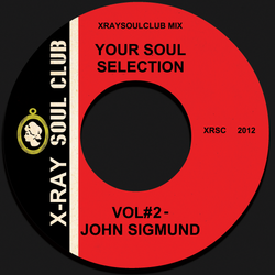 YOUR SOUL SELECTION VOL#2 - JOHN SIGMUND