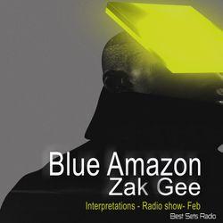 Rondo presents Blue Amazon & Zak Gee - Interpretations ( February )
