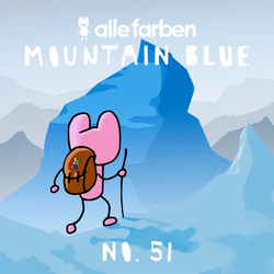 #51 (Mountain Blue)